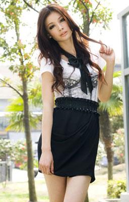 刘金妮-上海模特经纪|平面模特经纪人公司