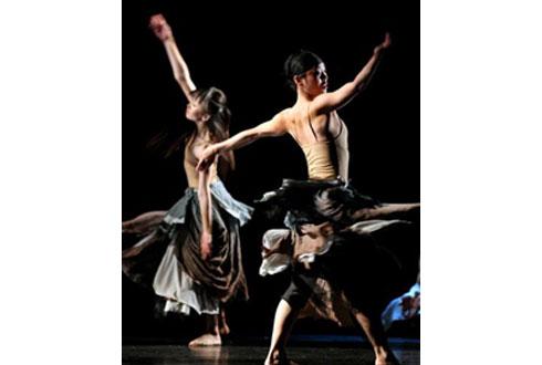 现代舞 上海演出经纪 演艺经纪公司,我们更专业图片