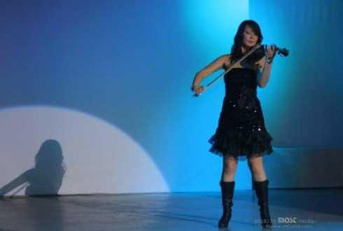 小提琴--佳佳